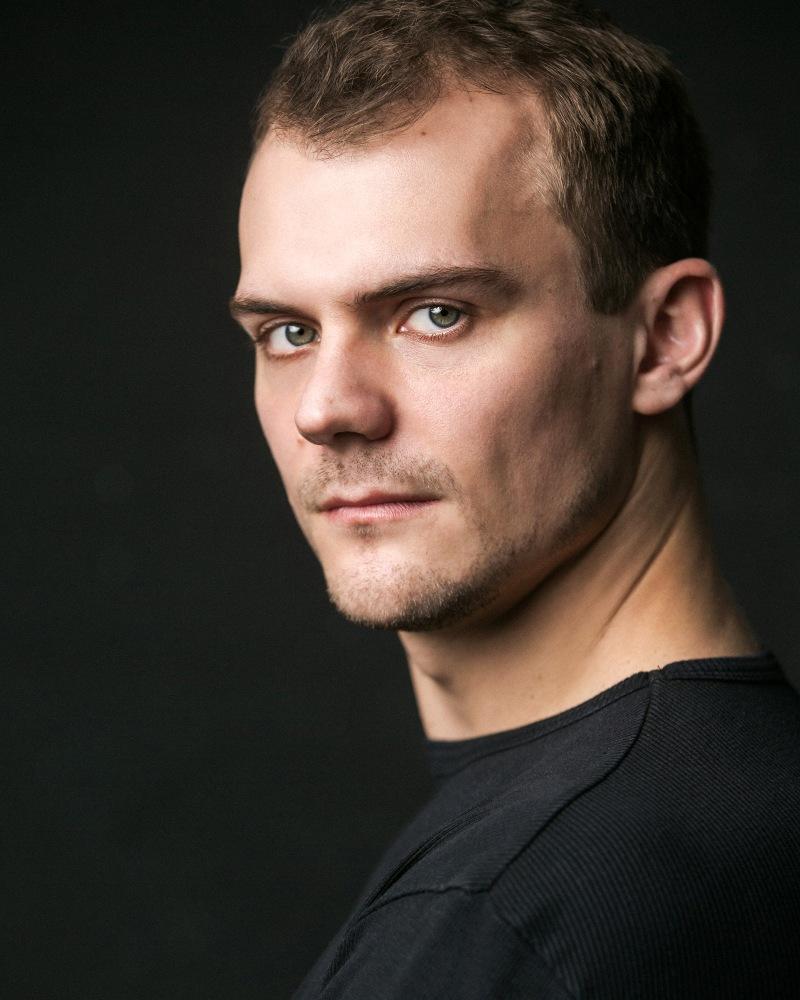 Headshot of Christopher Birks - Actor